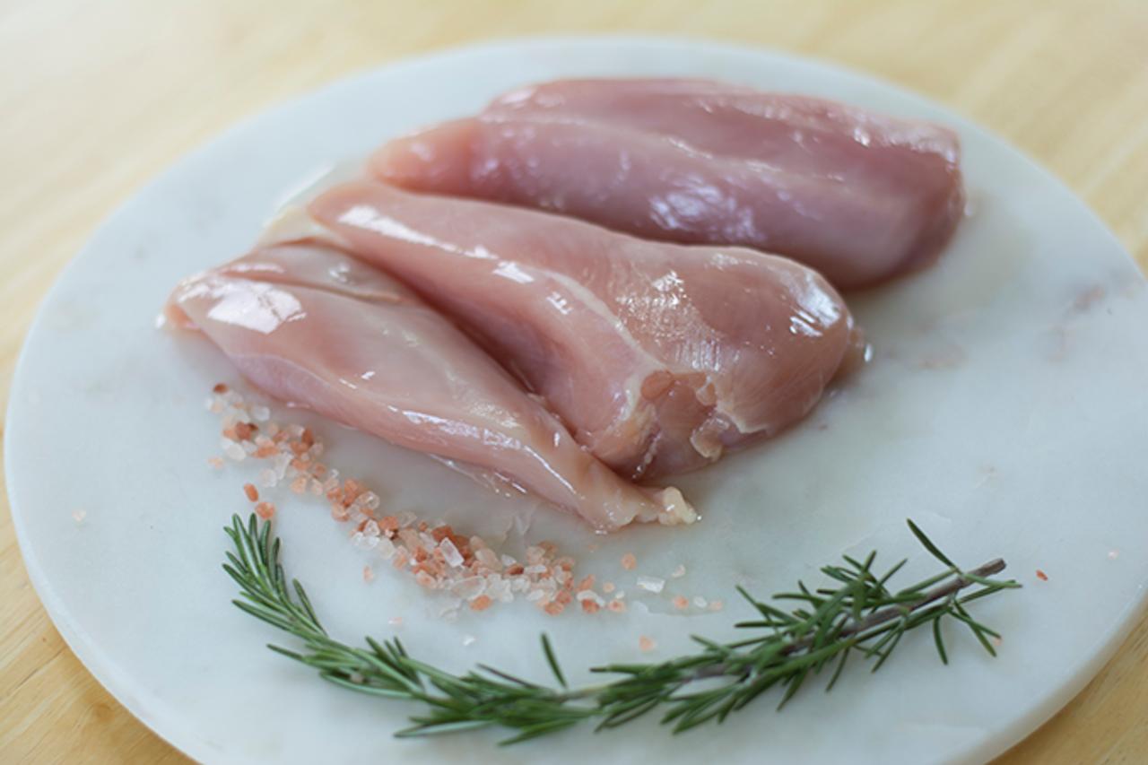 Grass Fed Organic Chicken Breast
