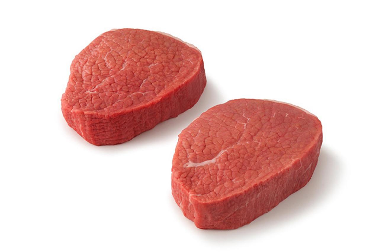 Eye of Round Steak Organic 100% Grass Fed