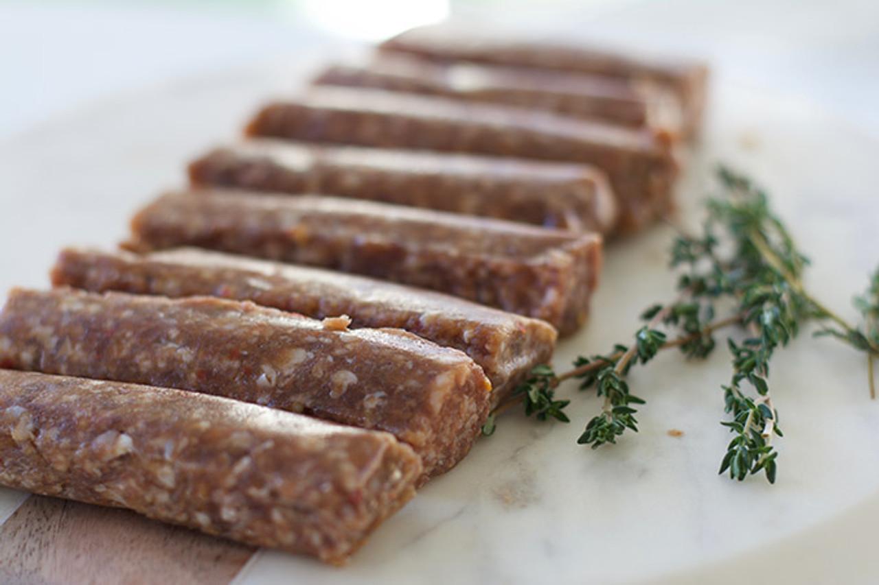 Organic Italian Sausage With Casing