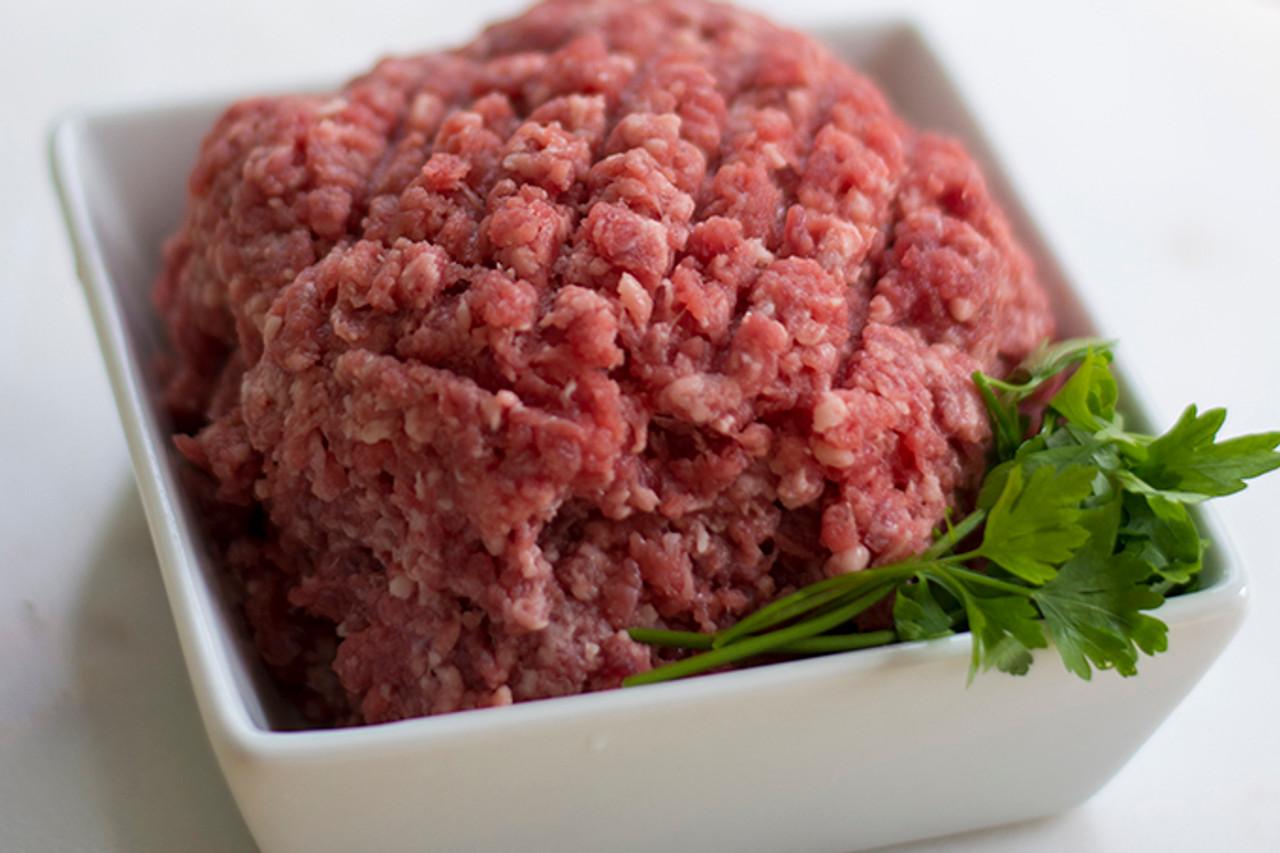 Organic Ground Beef
