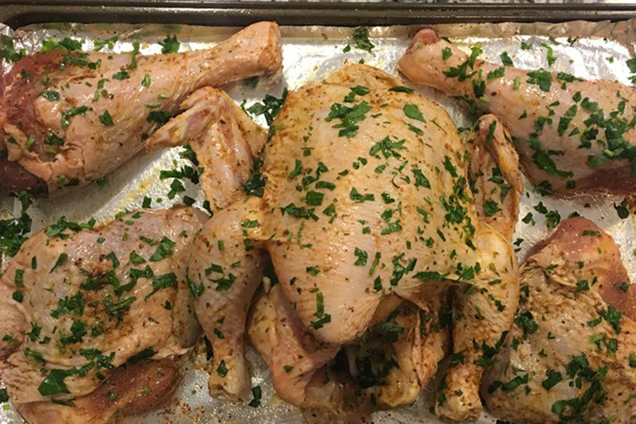 Halal Whole Chicken and Turkey Drums