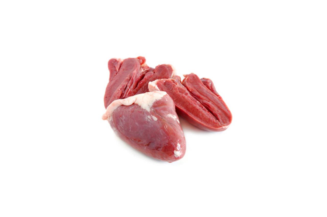 Halal Organic Chicken Heart