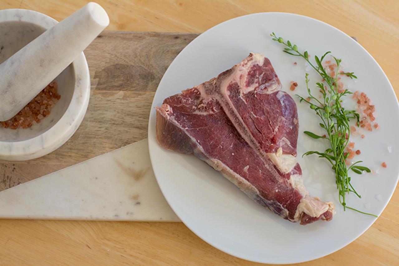 Organic T-Bone Steak