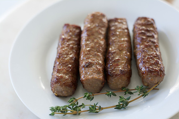 Organic Merguez Sausage With Casing