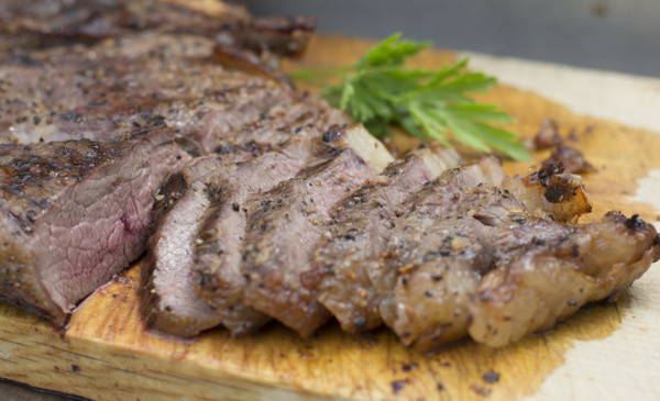 Sirloin Steak Organic 100% Grass Fed