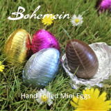 Bohemein Berry-Mallow filled mini Egg.  Ready to Enjoy