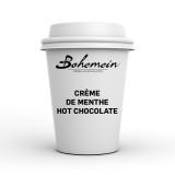 Crème de Menthe HOT Chocolate