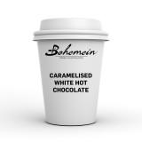 CARAMELISED White Chocolate HOT Chocolate