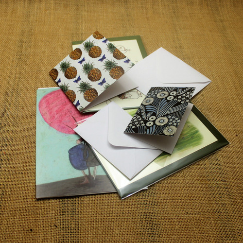 Large Message Card can be up to 300 characters long and will be hand written. We will choose an appropriate card based on your message and instruction.
