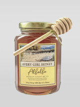 Premium Glass Jar Honey Gift