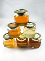Create Your Own 6 Variety Honey Flight