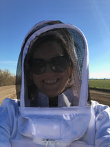 A Beekeeper's Daughter