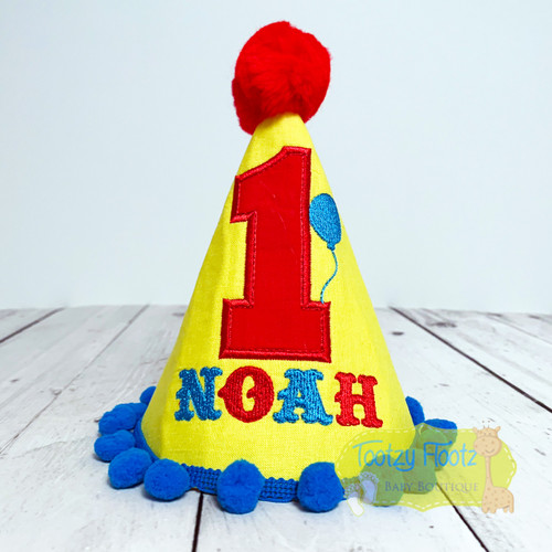 Circus Carnival Themed Party Hat