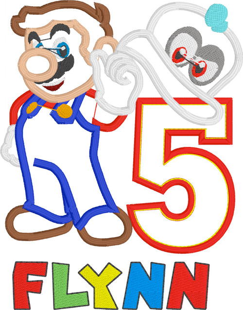Super Mario Odyssey Inspired Birthday