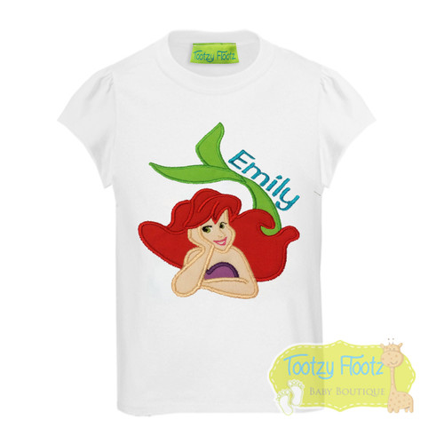 Ariel The Little Mermaid Inspired