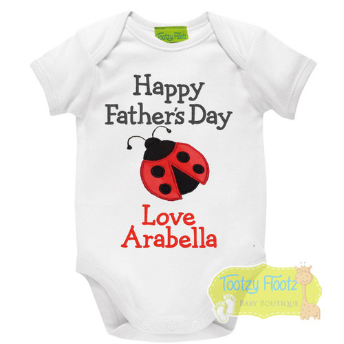 Fathers Day - Ladybug Design