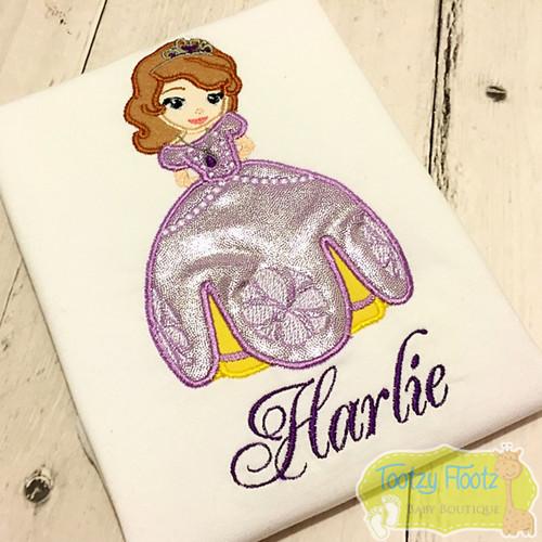 Princess Sofia Inspired Birthday