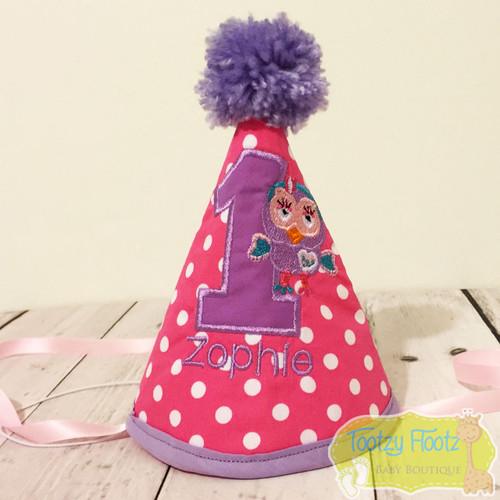 Hootabelle Inspired Hat