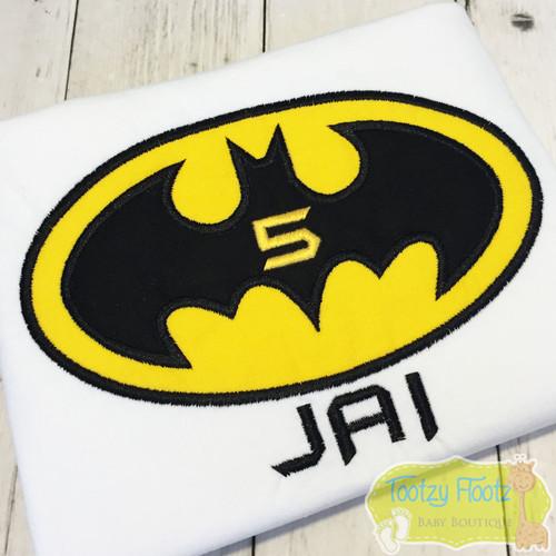 Batman Inspired Birthday