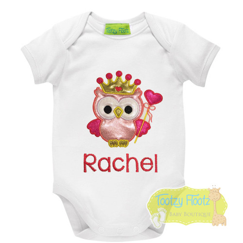 Owl Princess Inspired Birthday