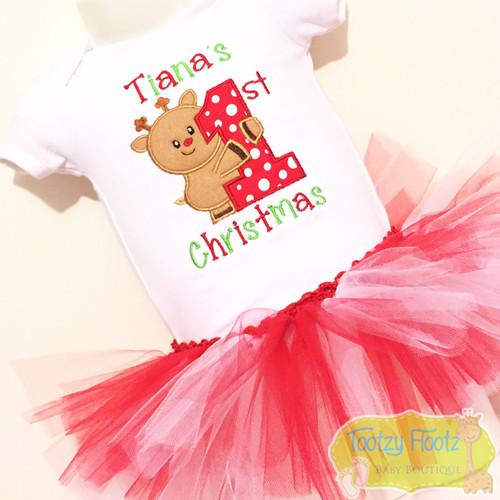 Christmas Set - Reindeer hugging #1