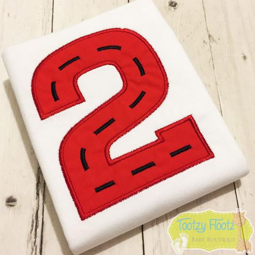 Road Number - Birthday