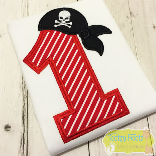 Pirate Themed Birthday