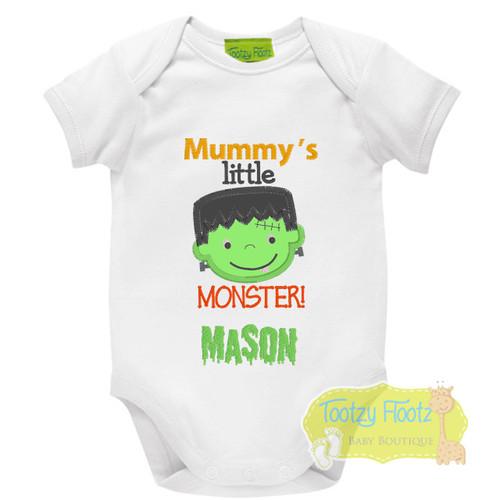 Halloween - Mummy's Little Monster