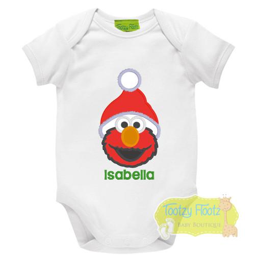Christmas - Elmo Inspired