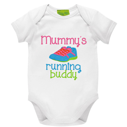 Mummy's Running Buddy