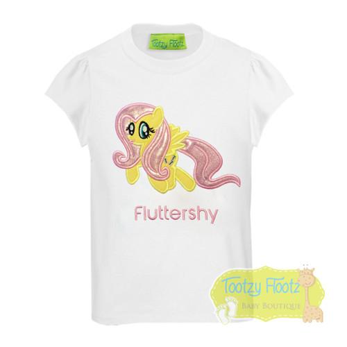 My Little Pony Inspired Fluttershy (MLP) Birthday