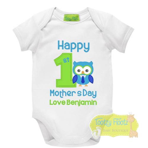 Mother's Day - Owl (Boy)