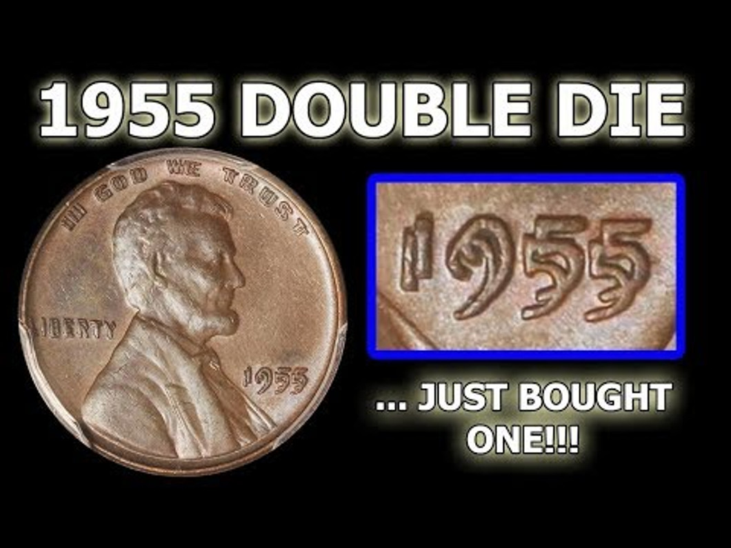 The Real Story Behind The 1955 Doubled Die Obverse Wheat Penny