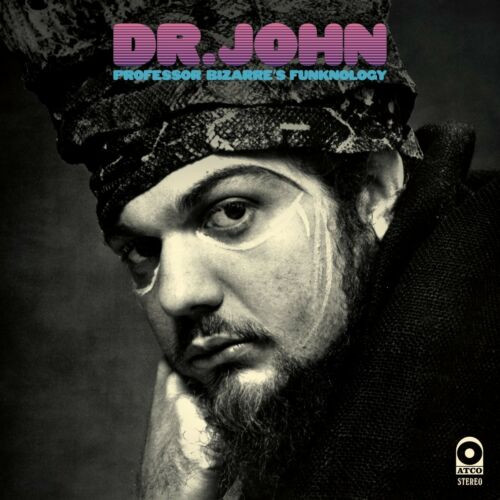 Dr. John-Professor Bizarre's Funknology