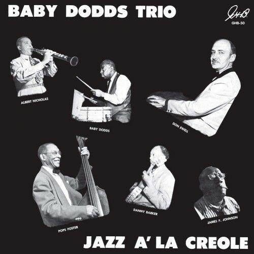 Baby Dodds Trio-Jazz A'La Creole