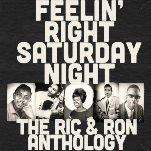 Various-Feelin' Right Saturday Night-Ric & Ron Anthology