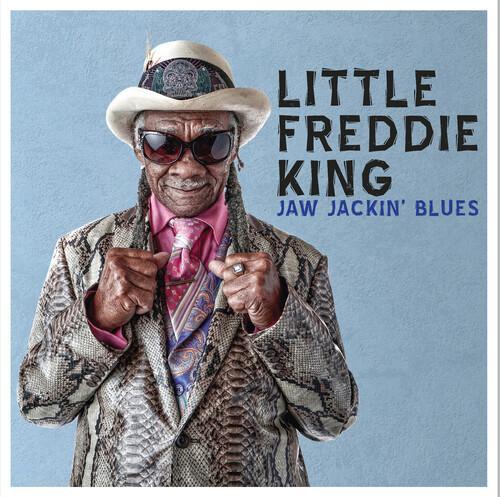 Little Freddie King-Jaw Jackin' Blues