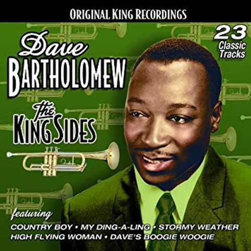 Dave Bartholomew-The King Sides