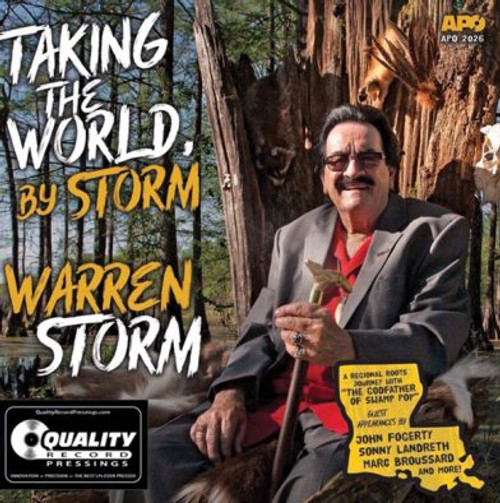 Warren Storm - Taking The World by Storm