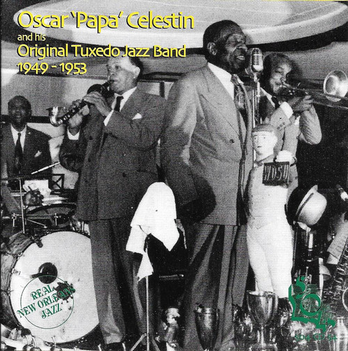504 Records - Papa Celestin Original Tuxedo Jazz Band - 1949-53