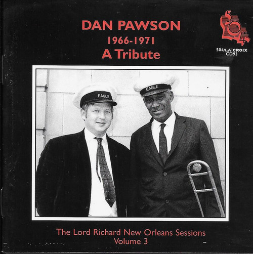 504 Records - Dan Pawson 1966-71 Tribute - Lord Richard Sessions Vol. 3