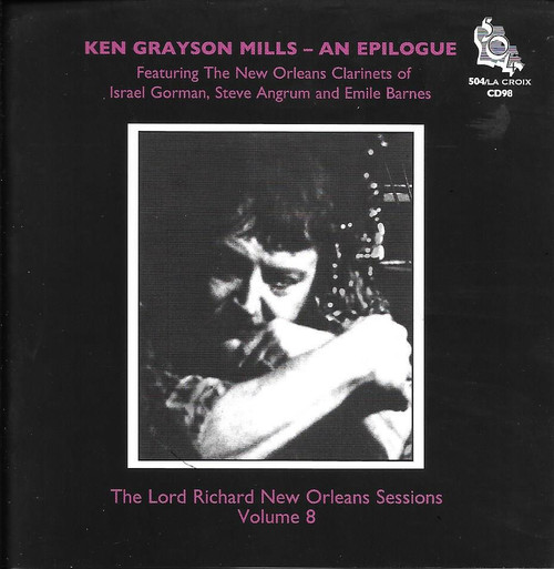 504 Records - Ken Grayson Mills - An Epilogue - Lord Richard Sessions Vol. 8
