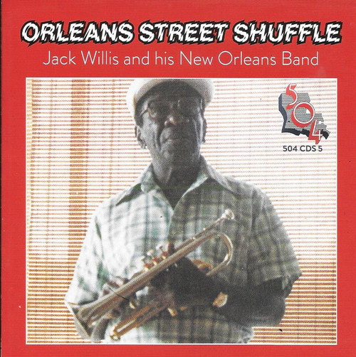 504 Records - Jack Willis - Orleans Street Shuffle