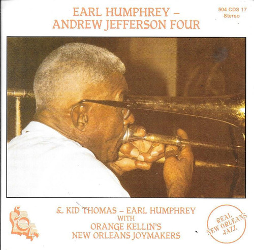 504 Records - Earl Humphrey -  Andrew Jefferson Four