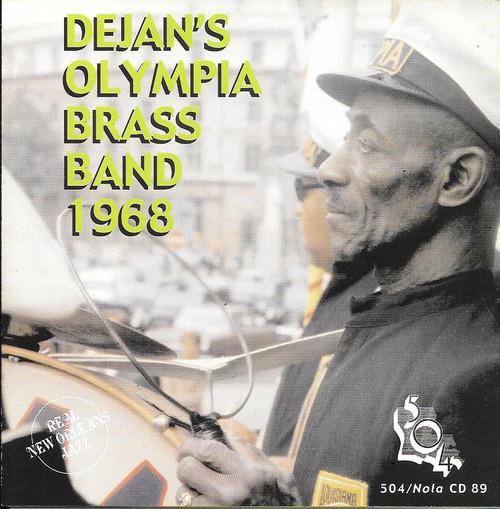 504 Records - Dejans Olympia Brass Band 1968