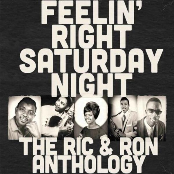 Various-Feelin' Right Saturday Night-Ric & Ron Anthology