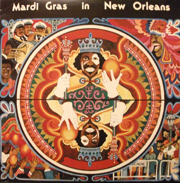 Various Artists - Mardi Gras In New Orleans