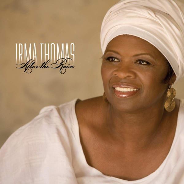 Irma Thomas - After The Rain -Signed