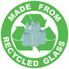 This Product is Made From Recycled Glass