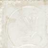 Giorbello Sassuolo Italian Tile in White Relief Design 2 Giorbello Sassuolo Italian Tile, 12 x 12, White Relief